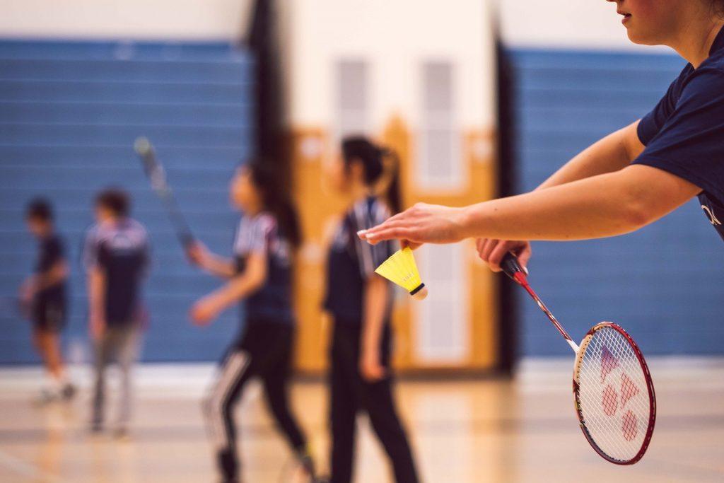 Rencontre amicale Badminton