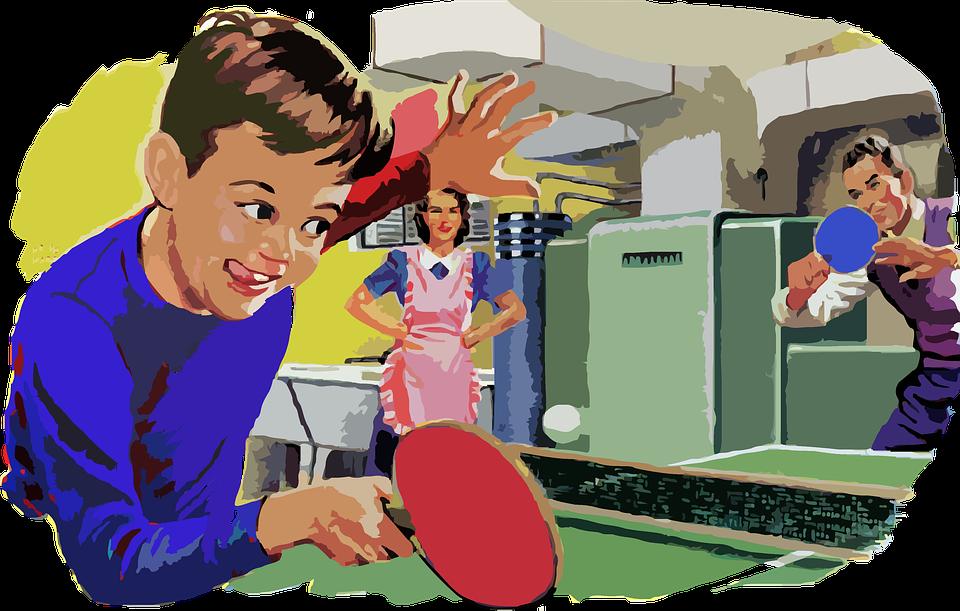 1ère journée départementale de tennis de table