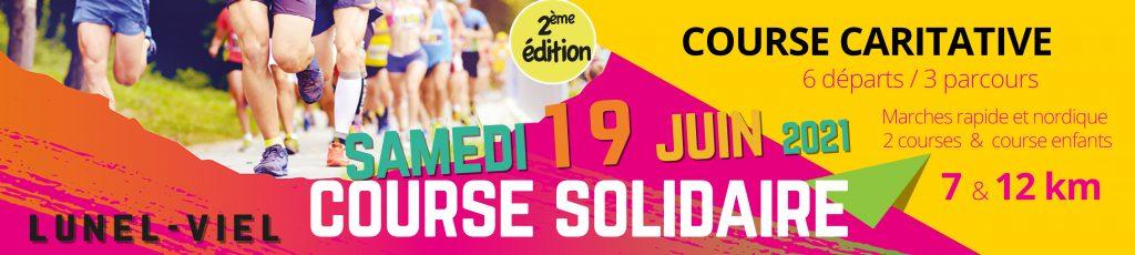 Course Pédestre Les Chemins de Courbet @ Lunel Viel (34)